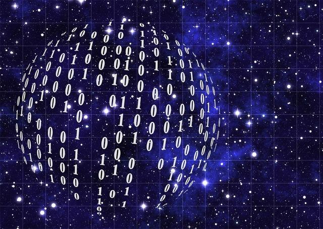 Software binary system 1, computer communication.