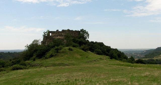 Soimos fortress landmark, places monuments.