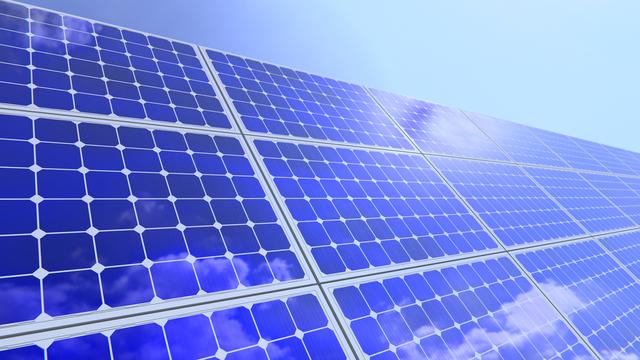 Solar panel sun electricity, science technology.
