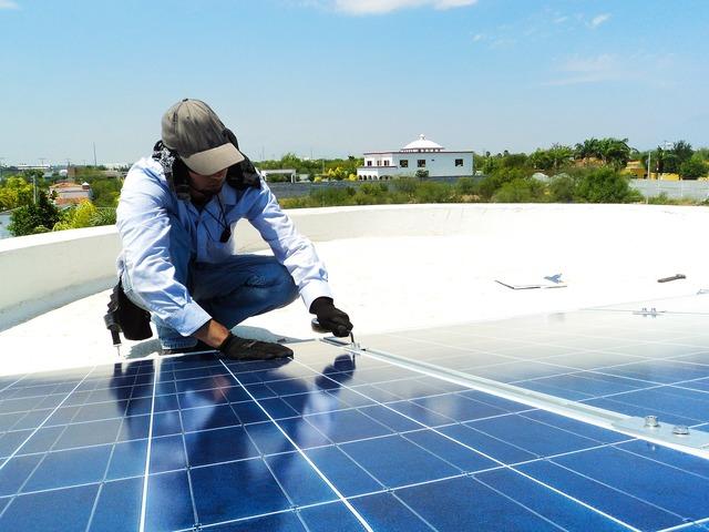 Solar photovoltaic energy, science technology.