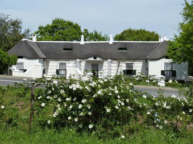 South africa garden route stellenbosch, architecture buildings.