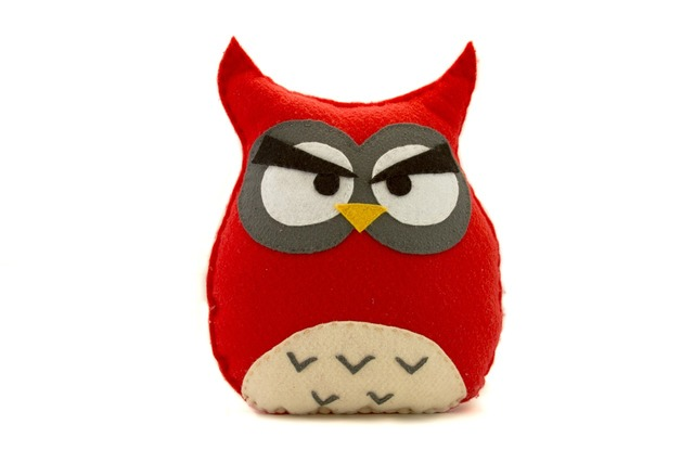 Sowa the mascot toy, animals.