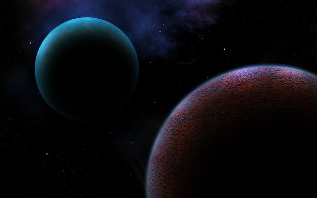 Space planet sci fi.