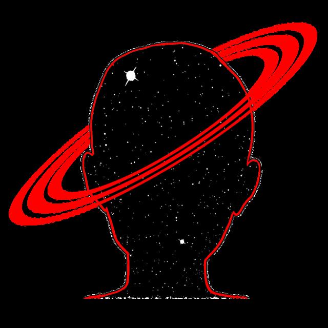 Space saturn alien, science technology.
