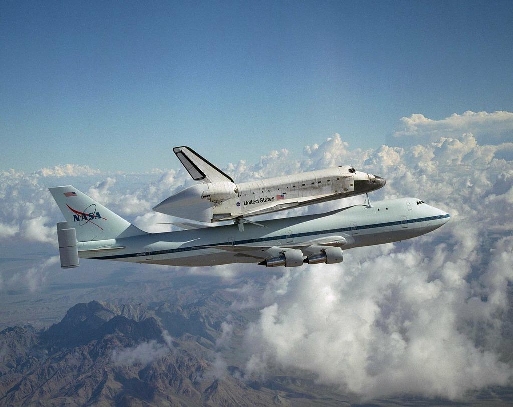 Space shuttle nasa aerospace, science technology.