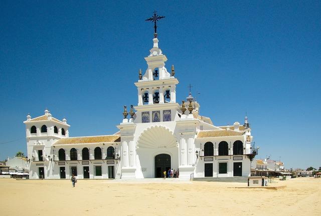 Spain andalusia el rocío, religion.