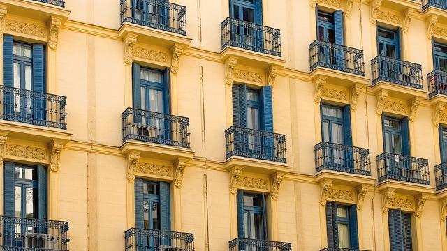 Spain madrid building, architecture buildings.