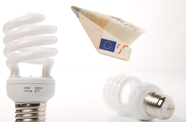 Sparlampe save electricity eco electricity, business finance.