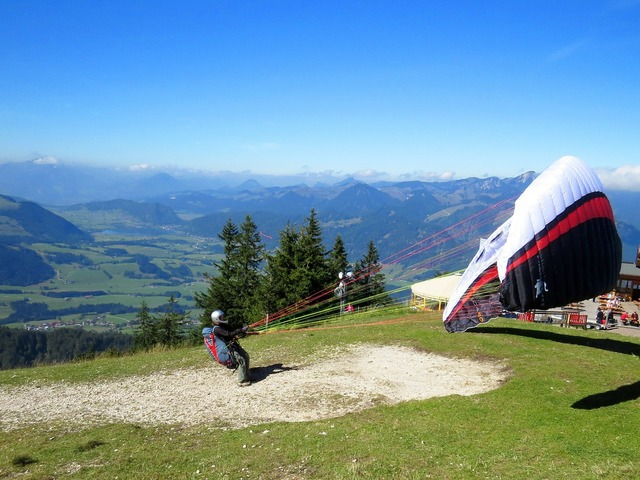 Sport fly paragliding, sports.