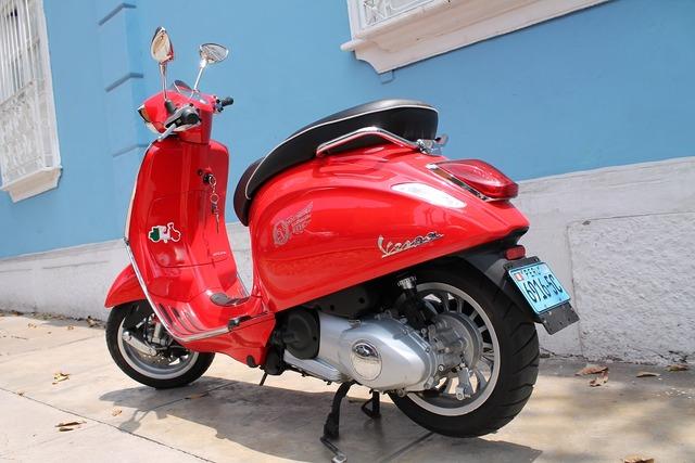 Sprint scooter bella.
