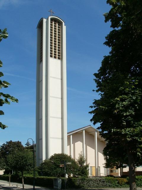 St maria church schwetzingen, religion.