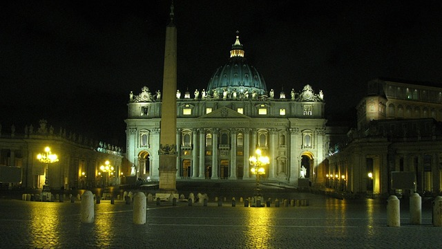 St peters basilica basilica church, religion.