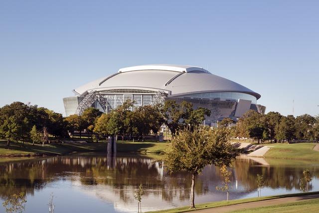 Stadium american football dallas, sports.