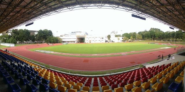 Stadium track running, sports.