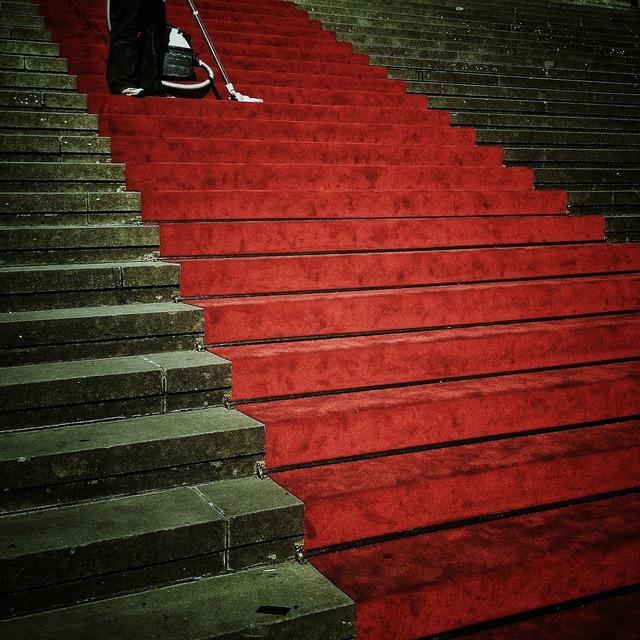 Stairs emergence input.