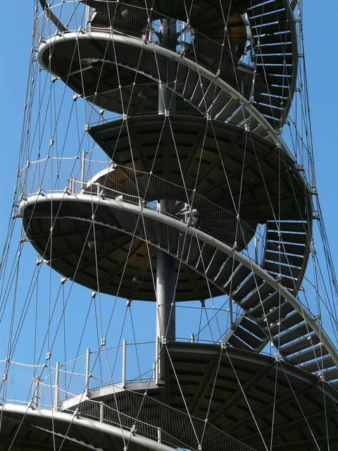 Stairs spiral staircase metal, architecture buildings.