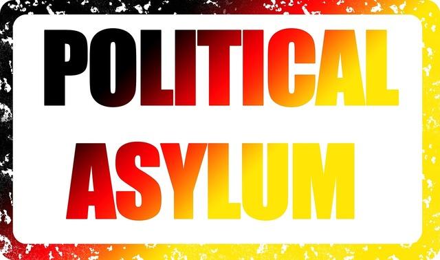 Stamp asylum politically.