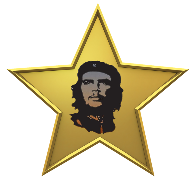 Star che che guevara, people.