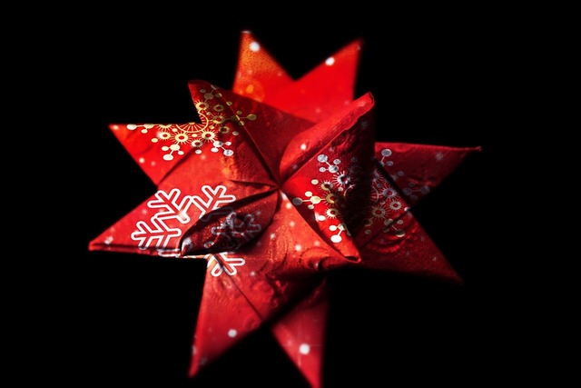 Star christmas adventsstern, backgrounds textures.