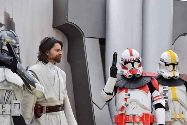 Star wars clones masks.