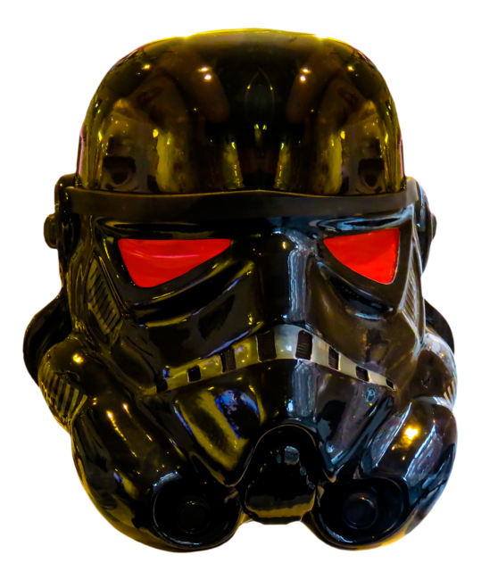 Star wars darth vader helm.