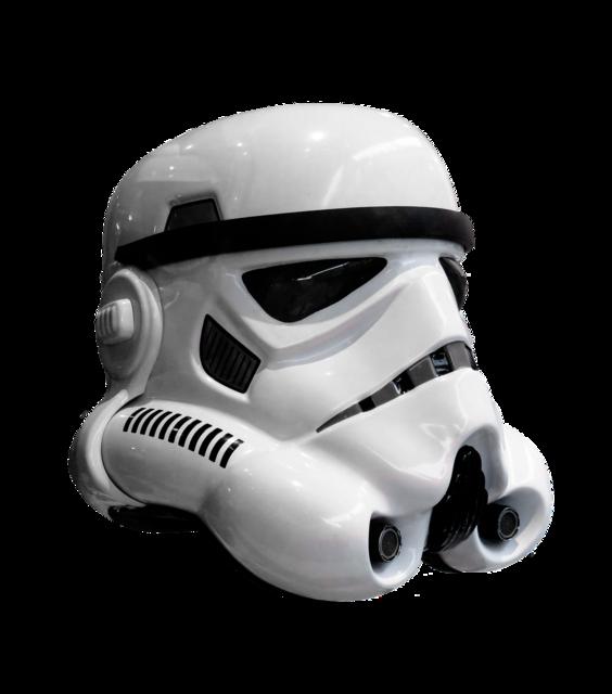 Star wars storm trooper film.
