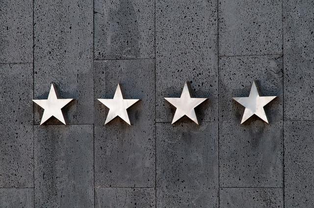 Stars rating travel, travel vacation.