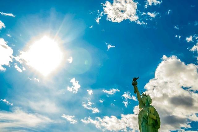 Statue liberty liberties.