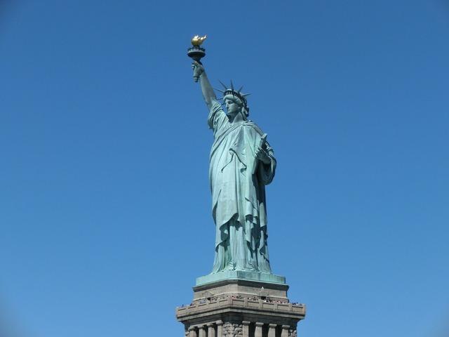Statue of liberty usa new york.