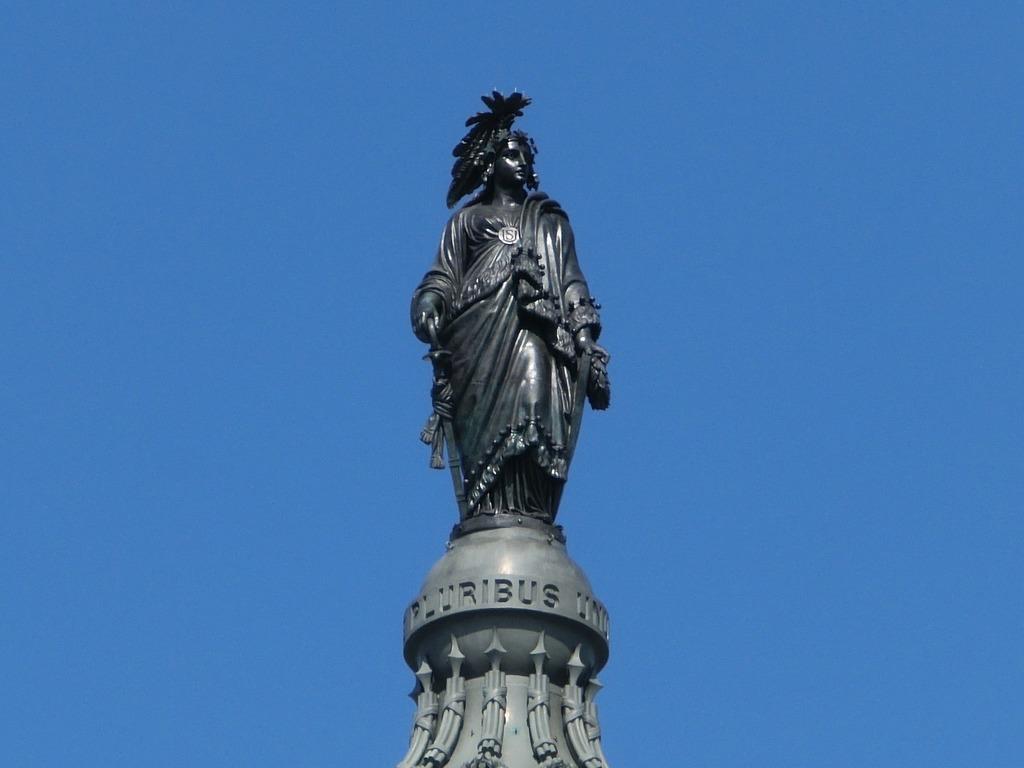 Statue usa washington.