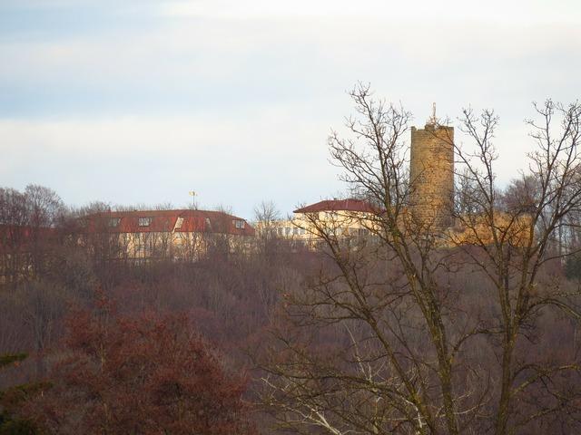 Staufeneck castle burg staufeneck.