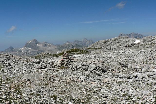 Steinernes meer austria stones.