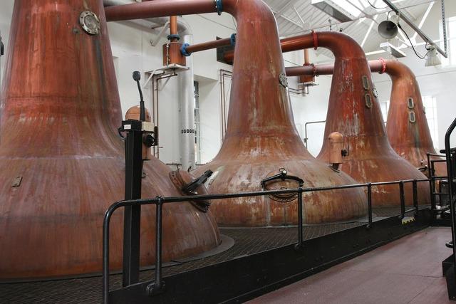 Stills distillery distill.