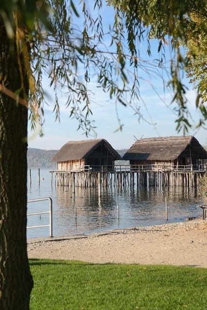 Stilt houses stilt buildings homes.