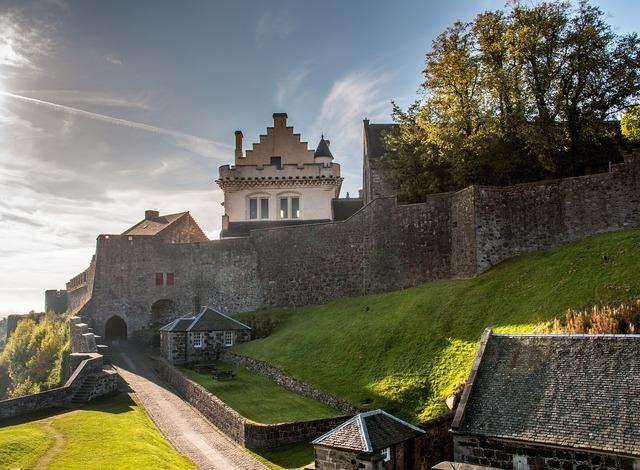 Stirling stirling castle castle.