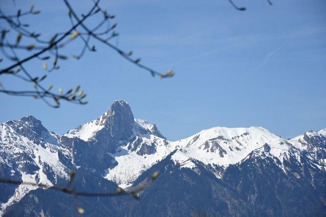 Stockhorn mountains switzerland.