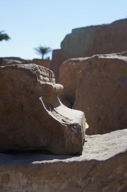 Stone profile old, religion.