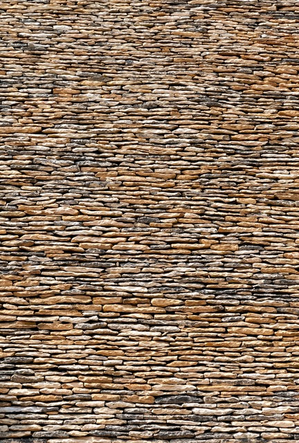 Stone roof texture, backgrounds textures.