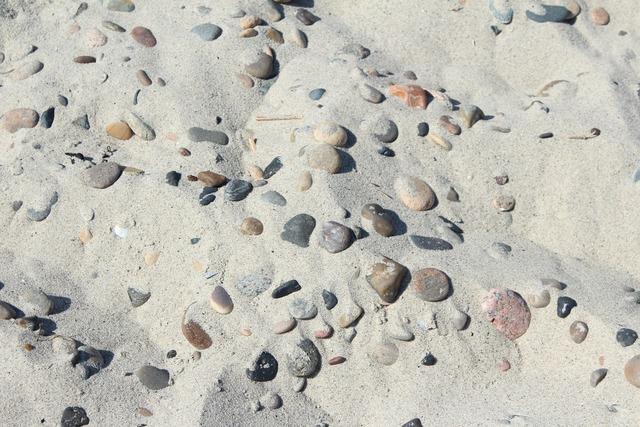 Stone sand stones, travel vacation.