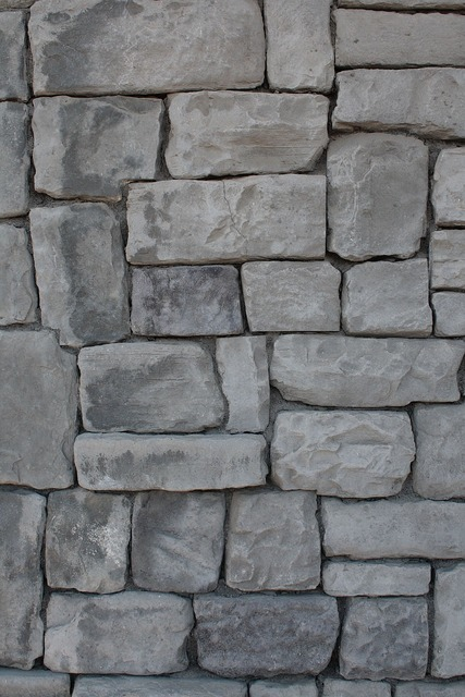 Stone wall grey, backgrounds textures.