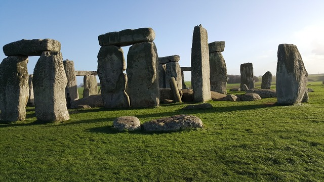 Stonehenge london landmark, places monuments.