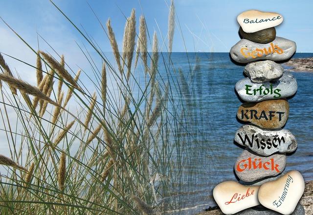 Stones balance success, travel vacation.