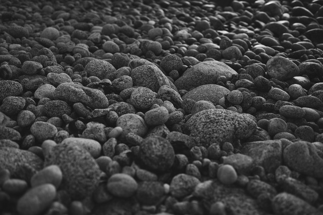 Stones pebbles natural, backgrounds textures.