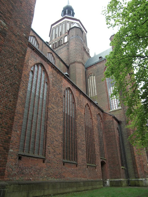 Stralsund mecklenburg western pomerania church, religion.