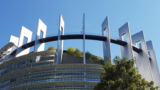 Strasbourg european parliament architecture, architecture buildings.