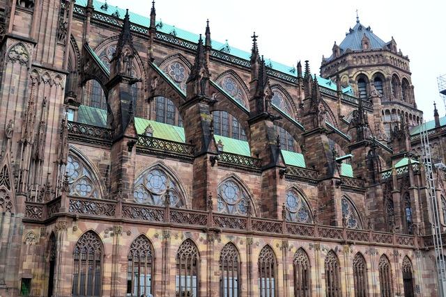 Strasbourg france münster, religion.