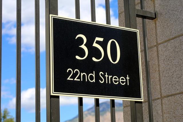 Street sign address, transportation traffic.