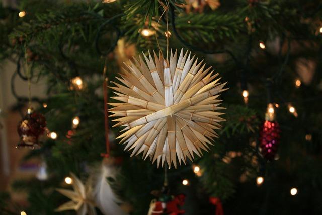 Strohstern christmas ornaments christmas card, religion.