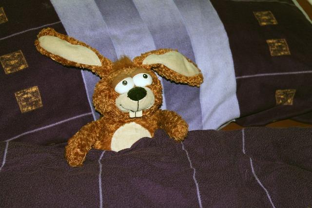 Stuffed animal cuddly soft.