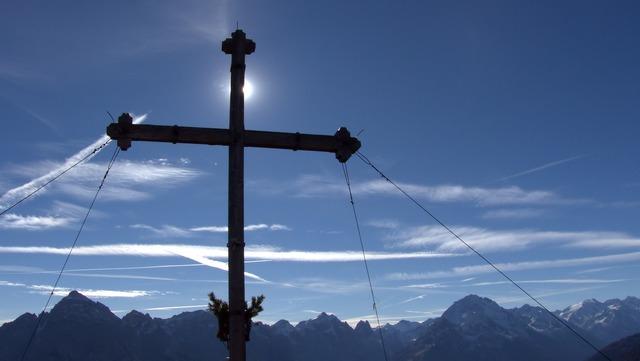 Summit summit cross mood.